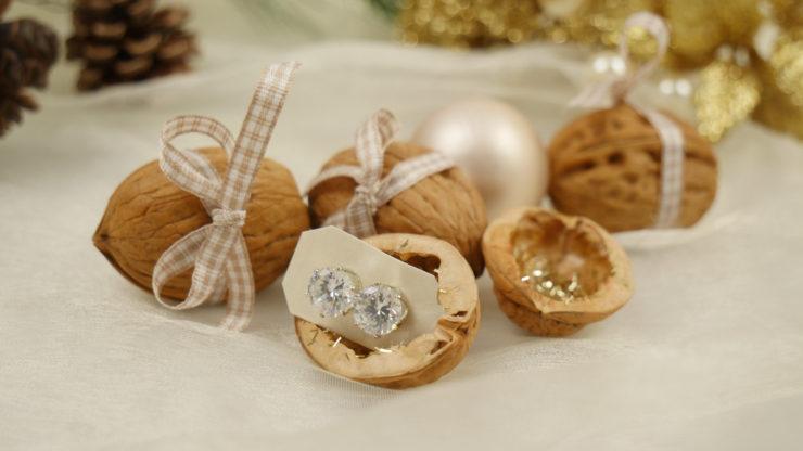 Weihnachtsgeschenke Basteln.Zaubernüsse Basteln Super Süße Geschenk Idee Zu Weihnachten